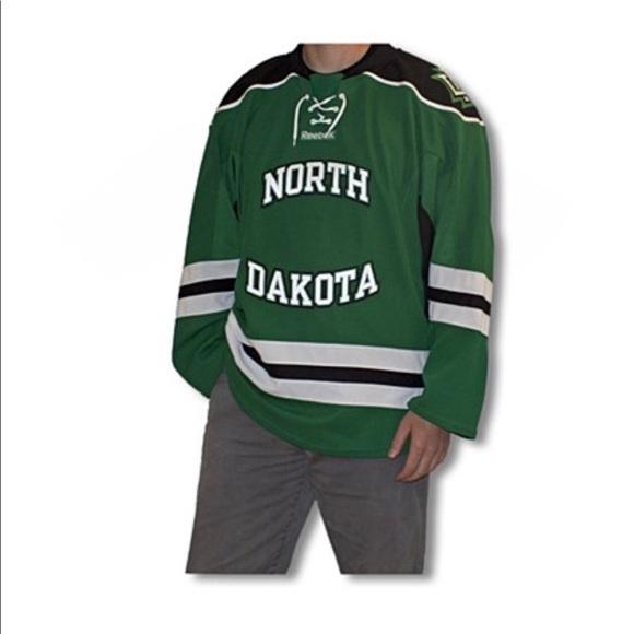 finest selection 773dc 20167 University of North Dakota hockey jersey